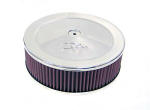 K N Filters 60 1100 Custom Air Cleaner Assembly