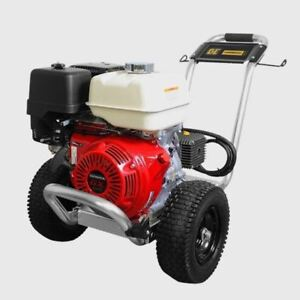 4000 Psi 4 0 Gpm Pressure Washer Gas Cold Water 13 Hp Honda