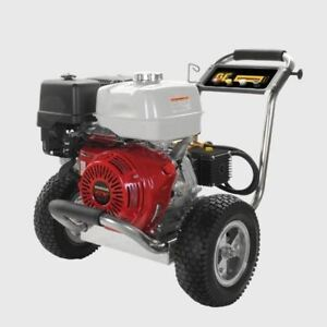 4000 Psi Pressure Washer 4 Gpm General Pump Honda Engine 13hp