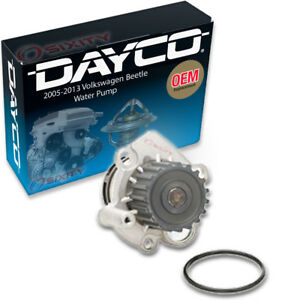 Dayco Water Pump For Volkswagen Beetle 2005 2013 2 0l 1 9l L4 Engine Tune Jc