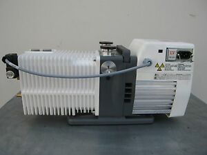 Lower Price Rebuilt Alcatel 2021i Vacuum Pump tested 6 Microns 1 Year Warranty