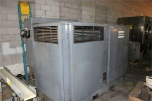 Atlas Copco 200 Hp Rotary Screw Air Compressor Mdl Zr 3