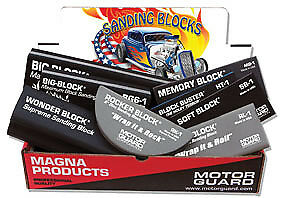 MOTOR GUARD Ultimate Sanding Block Assortment AP3