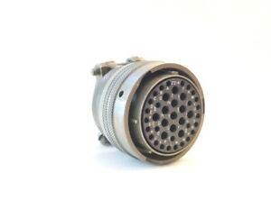 Ms3126f22 41s Mil spec 41 Position Circular Connector Plug By Bendix