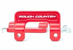 Rough Country 2 0 Suspension Leveling Kit Red Gm Pickups Suvs 2wd 4wd 1313
