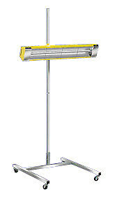 Infratech 16 1000 Sru 1615 Ht 120v High Intensity Medium Wave Curing Lamp