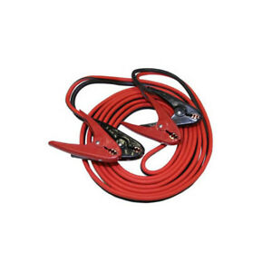 Professional Booster Cable Commercial 2 Gauge 600 Amp 20ft Parrot 45244