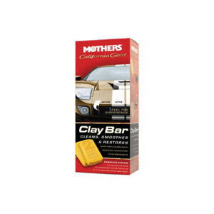 Mothers Wax Polish Clay Bar System 7240