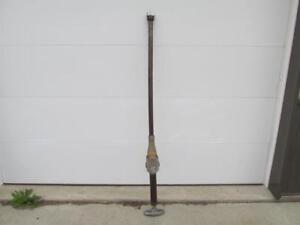 Stanley Ta54603 Hydraulic Pole Dirt Tamper Compactor 60