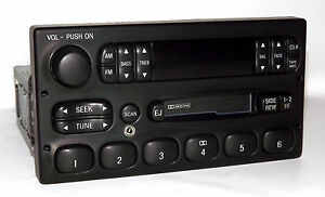F150 Ford Truck Am Fm Cassette Radio With Aux Port For Ipod Smart Phone