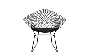 2 Knoll Bertoia Diamond Chairs
