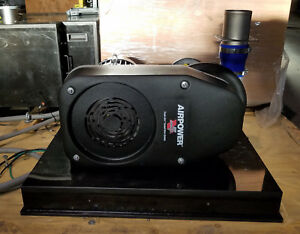 Vortron Airpower Z40e Industrial 10hp Centrifugal Blower W Enclosure New