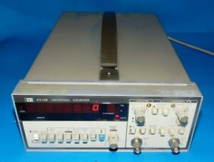 Hp Agilent 5315b Universal Counter