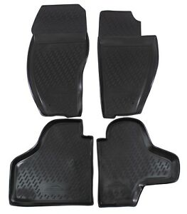 Premium 3d Design Floor Liners Mats All Weather For Jeep Liberty 2008 2013
