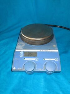 Ika Ret Cv S1 Hot Plate Magnetic Stirrer Working And Tested