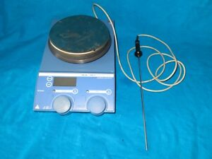 Ika Ret Cv S1 Hot Plate Magnetic Stirrer With Temperature Probe Tested