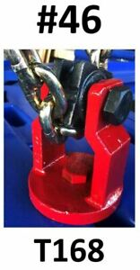 Auto Body Frame Machine Down Puller Attachment Fits Most Machines Heavy Duty