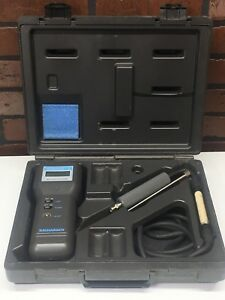 Bacharach Monoxor Ii Carbon Monoxide Portable Gas Analyzer W Attachments