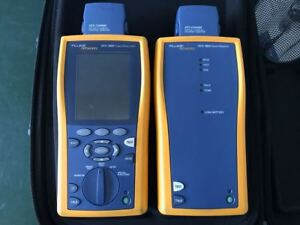 1pc Used Fluke Dtx 1800 Cable Analyzer