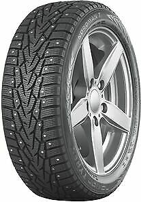 Nokian Nordman 7 studded 225 60r16xl 102t Bsw 1 Tires