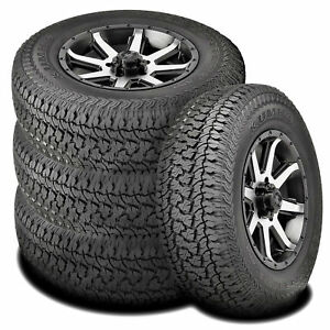 4 New Kumho Road Venture At51 Lt285 75r16 Load E 10 Ply A t All Terrain Tires