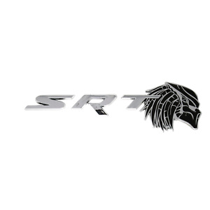 Srt Predator Emblem Car Truck Motorcycle Jeep Auto Challenger Charger Jeep