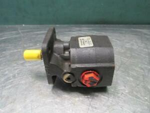 Northern Inc 10566 Hydraulic Gear Pump 1 2 Shaft 388 Cu in 3 To 6 Gpm