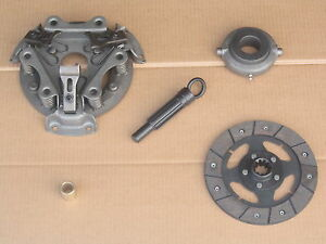 Clutch Pressure Plate Throwout Kit For Ih International Cub Lo boy Farmall