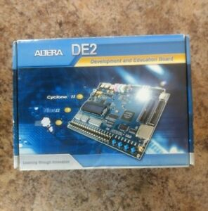 Altera De2 Cyclone Ii 2c35 Development And Education Kit