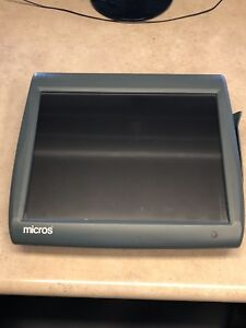 Micros Ws5a Workstation 5 Used