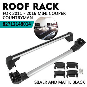 Roof Rack For Mini Cooper Countryman R60 2011 2016 Carrier Pair Durable Aluminum
