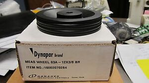 Videojet Encoder Measure Wheel New Dynapar 83a 12x3 8 Br 16002070284