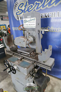 6 X 12 Used Mitsui Surface Grinder Msg 200mh A5009