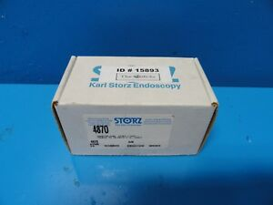 Karl Storz 487 Series Adaptor P n 487 o Storz Light To Olympus Fo Cable 15893