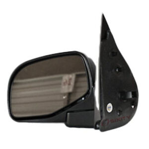 Tyc Left Door Mirror For 2002 2005 Ford Explorer Qy
