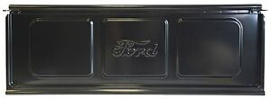 1951 1952 F1 Ford Truck Tailgate Ford Script Edp Primered Officially Licensed