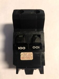 Nb2100 Federal Pacific Fpe Circuit Breaker