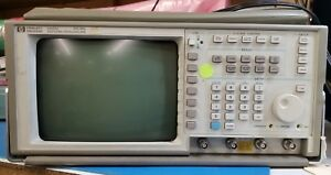 Hp Agilent 54503a Digitizing Oscilloscope 500 Mhz 12 Out 12 Self test Pass