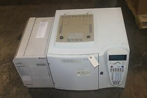 Thermo Quest Trace Gc With Fisons Md800 Mass Detector