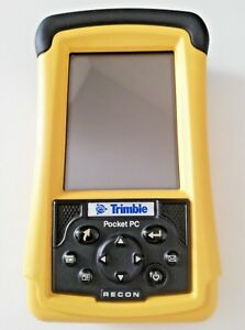 Trimble Tds Recon Pocket Pc Data Collector W No Battery 64mb Ram 256mb Flash