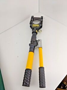 Hydraulic Cable Cutter Cpc 85a Opt Brand New