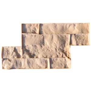 Majestic Stack Stone Single Tru Tex Vertical Concrete Stamp By Walttools