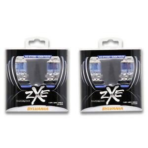 Sylvania Silverstar Zxe Two 2 Packs 9007sz Light Bulb Fog Daytime Rk