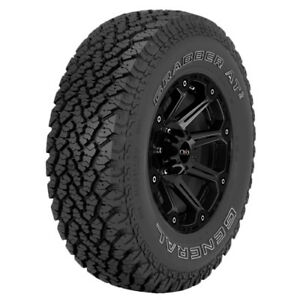 P265 70r17 General Grabber At2 115s B 4 Ply Owl Tire