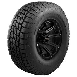 4 new Lt285 70r17 Nitto Terra Grappler At 126r E 10 Ply Bsw Tires