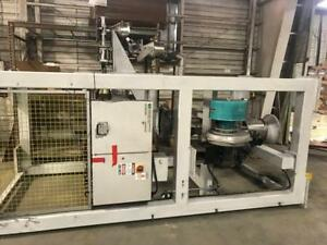 Material Handling System With Pelletron Dust Collector Eriez Metal Detector