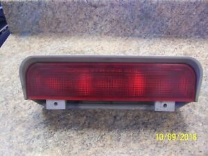 2002 Mitsubishi Montero Sport High Mounted Third Brake Light Grey