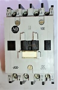 Allen Bradley 100 A3onz 3 Series B 30 Amp 24vdc New No Box