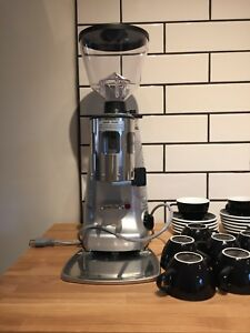 Mazzer Kony Grinder Extremely Light Use Bought New For 1 540 Great Value