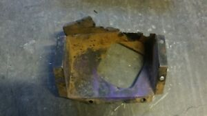 1949 1952 Chevrolet Styleline Car Steering Gear Box Shield Cover Panel Rat Rod